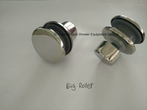 Shower Enclosure 8mm Big Roller Quadrant Shower Door