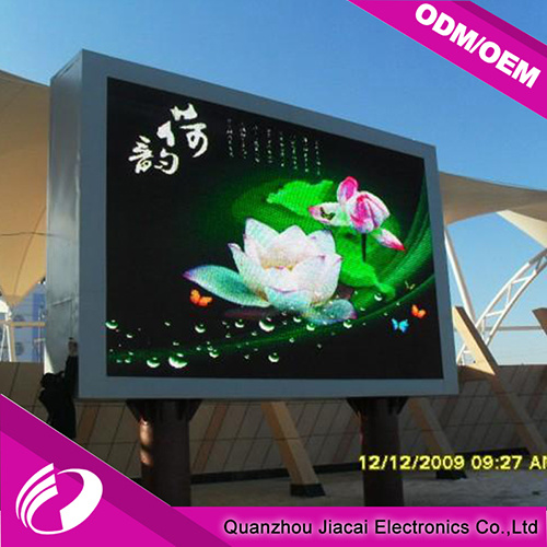 High Quality Outdoor Full Color P10 LED Display