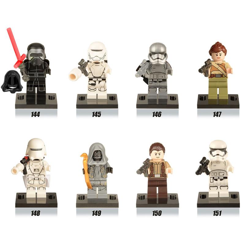 New 2017 Toy Legos Star Wars Figure Toys Blocks Sets (X0162)