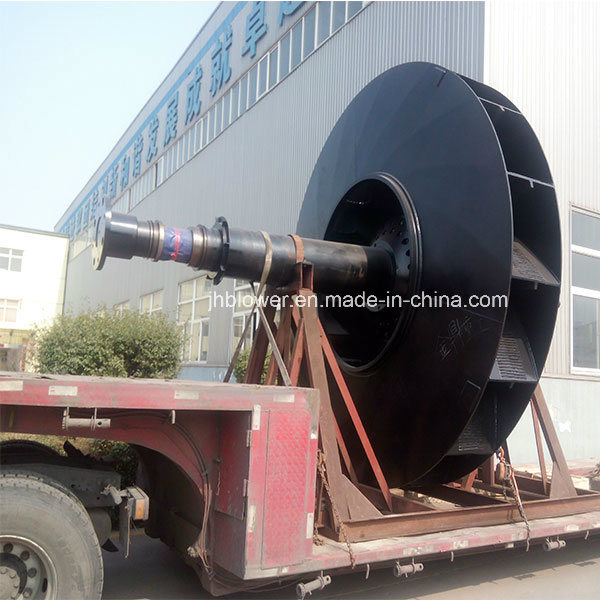 Centrifugal Blowers of Sinter Machine (SJ11000-1.05/0.89)
