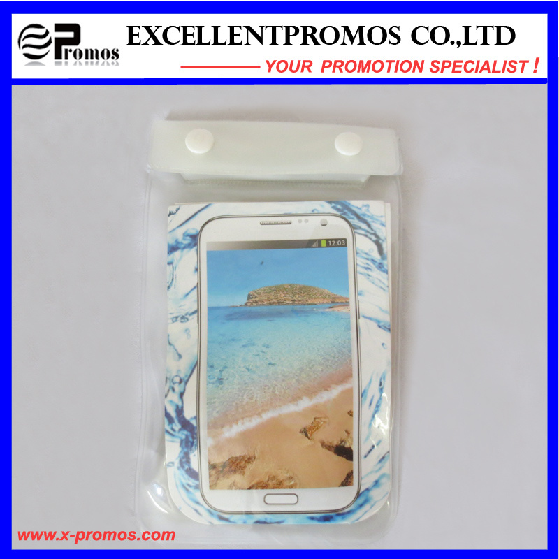 Promotion PVC Waterproof Mobile Phone Bag (EP-H9167)