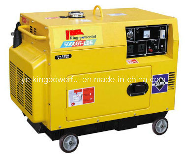China Good Diesel Generating Set Supplyer Jdde Brand New Power 5gf
