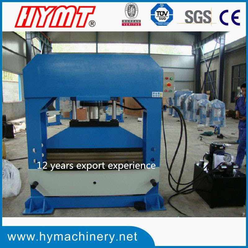 Hpb-200/1010 Hydraulic Steel Plate Bending folding Machine