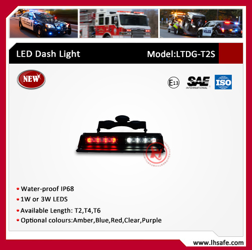 New LED Visor Warning Light (LTDG-T4S-4)