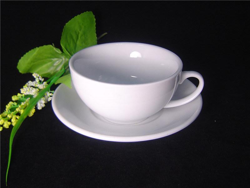 Big Porcelain Coffee Cup 350ml
