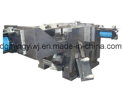 Zinc Alloy Die Casting Molds with Precision Designation and High Quality Made in Chinese Factory