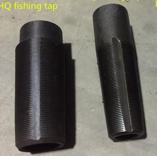 Drill Rod Recovery Bell and Fishing Tap