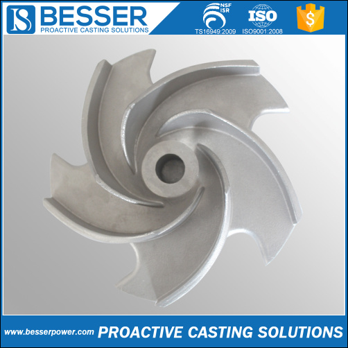 Ts16949 Iron Carbon Steel Casting Silicone Lost Wax Casting Foundry