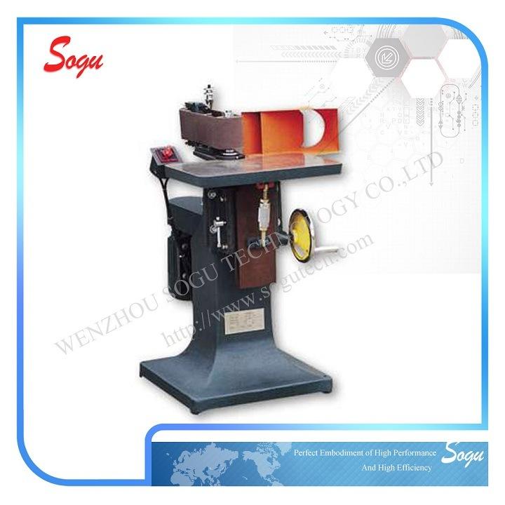 High Speed Finisher Belt Grinding Machine