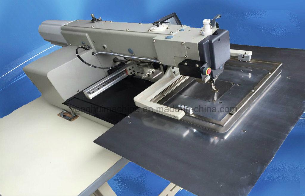 Computerized Pattern Embossing Shoe Upper Sewing Machine (ZH3020)