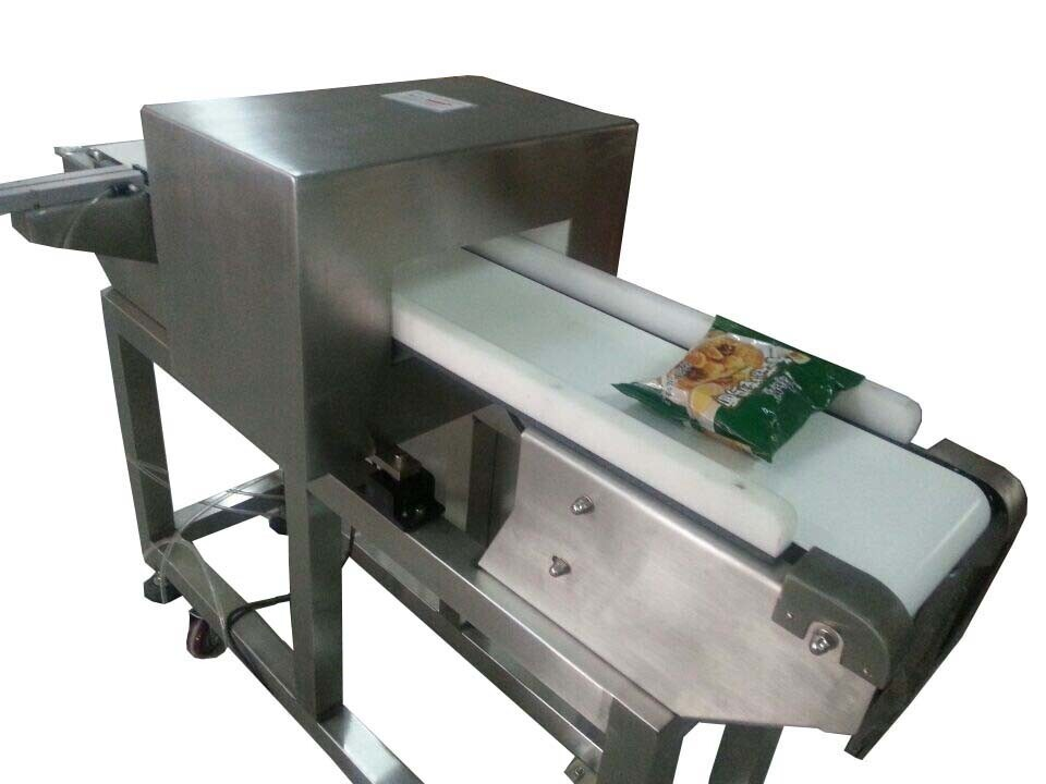 High Speed Packed Food Metal Detector