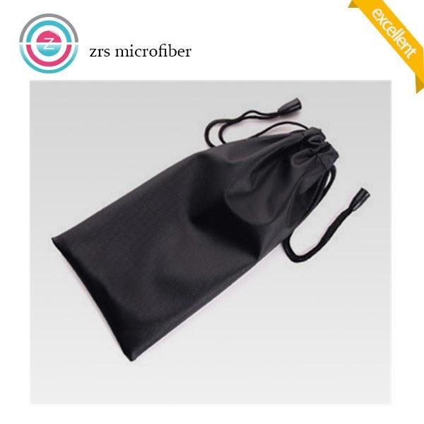Microfiber Drawstring Bag for Glasses, Phone, Eyewear