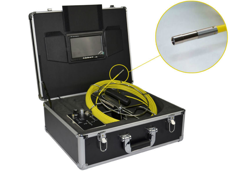 Wopson Video Recording 6mm Pipe Digital  Inspection Camera