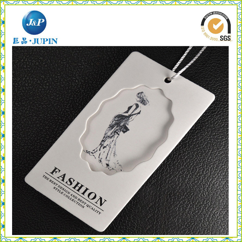 Wholesales Custom Paper Jewelry Hang Tags Label (JP-HT052)