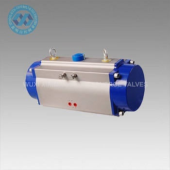 AT Rack and Pinion Pneumatic Rotary Actuator