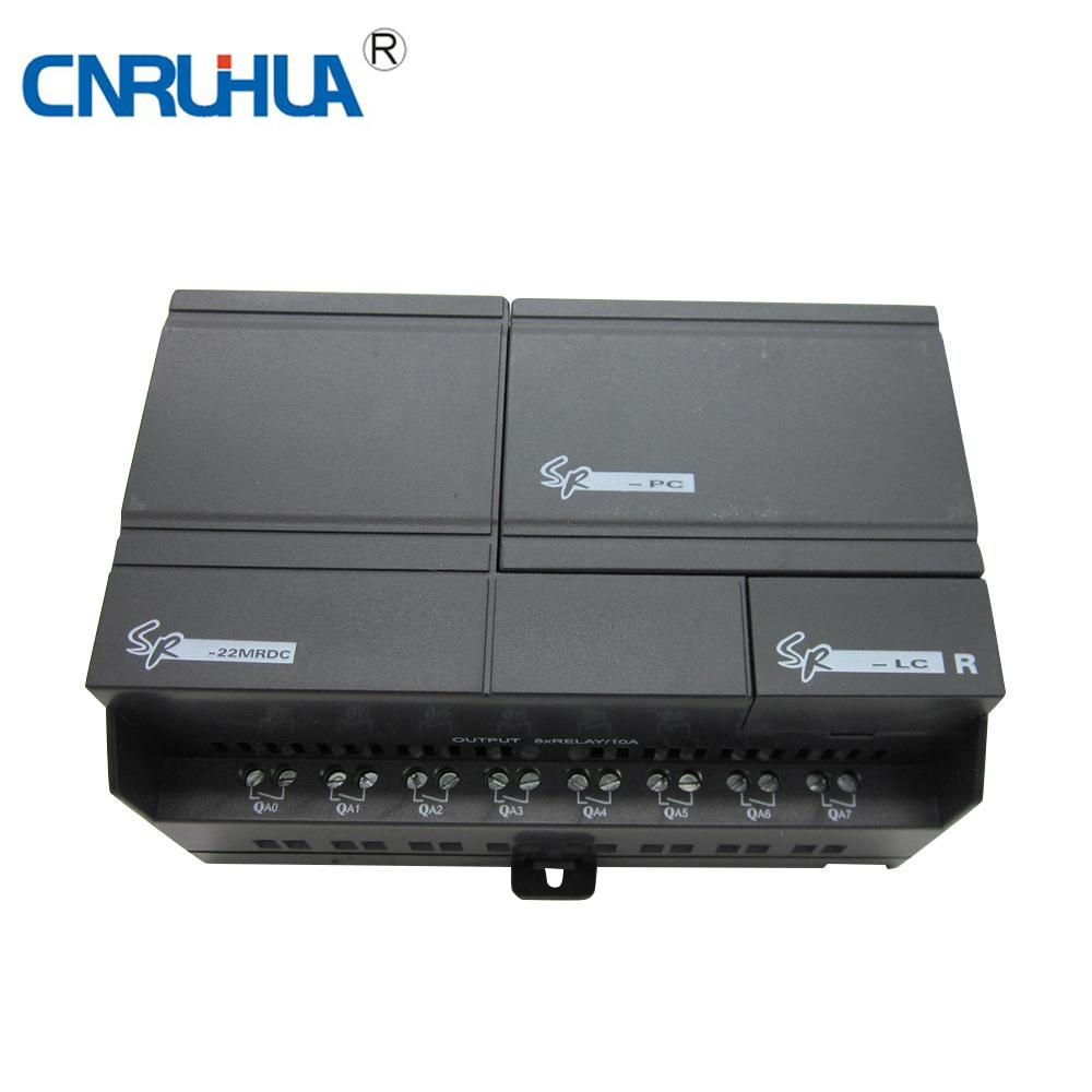 PLC Sr-22mrdc PLC Controller LED Display