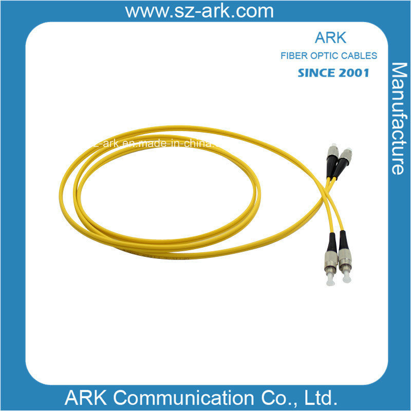 FC-FC Cable Fiber Optic with Connector (5M)