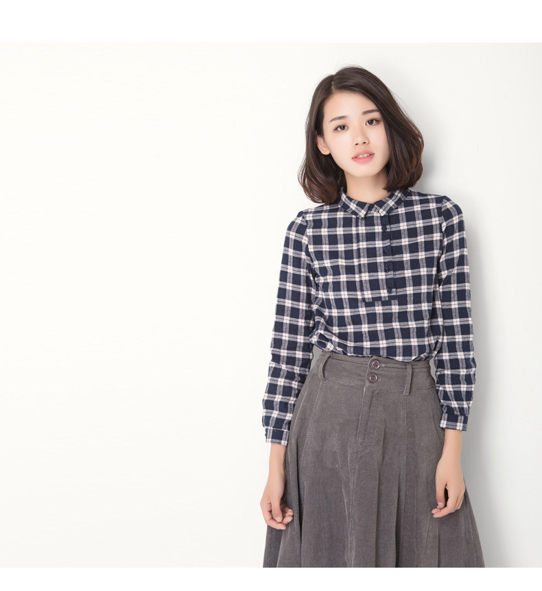 Lattice Casual Lady Blouse for Spring 2016