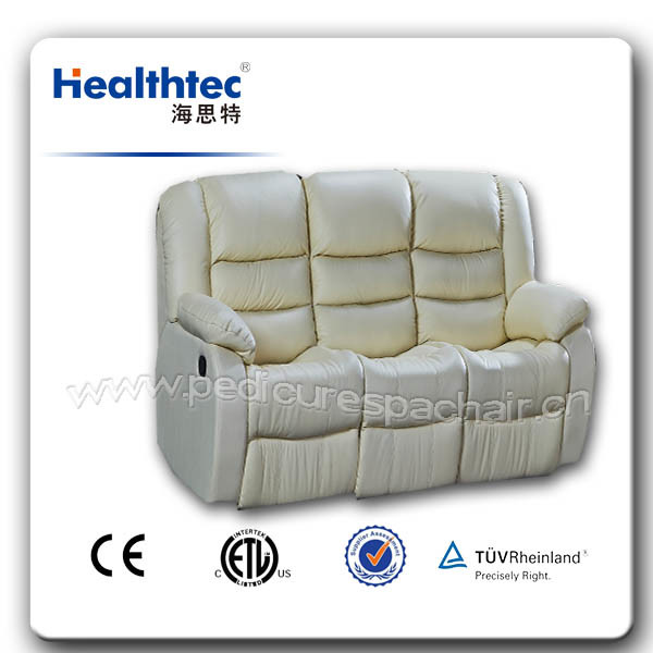 Washable Fabric Recliner Rising Sofa (B072-S)