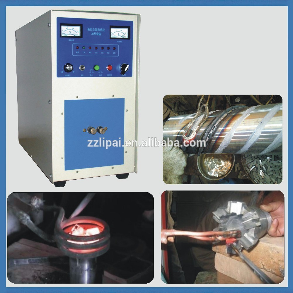 Wh-30kw Induction Heating Welding Drilling Equipment