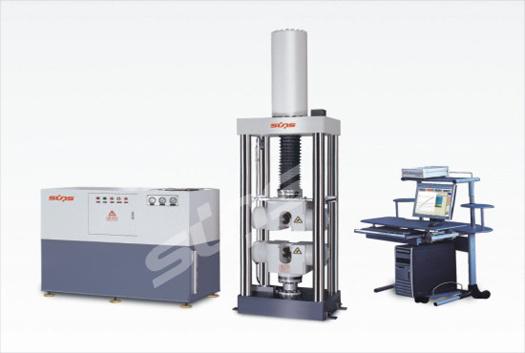 Side-Acting Servo Hydraulic Universal Testing Machine