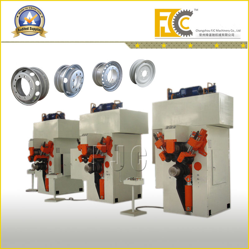Rim Manufacturing Machine for Motorcycle or Motorbike or Electrocar