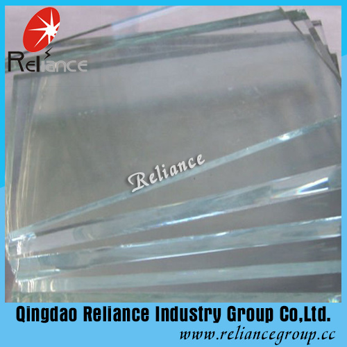 6mm/8mm/10mm Ultra Clear Float Glass / Transparent Glass with Ce Certificate / Window Glass