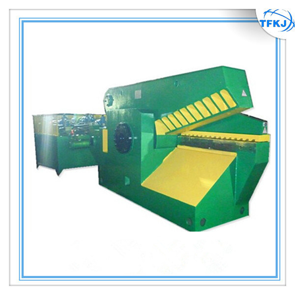 Hydraulic Sheet Metal Scrap Alligator Shear