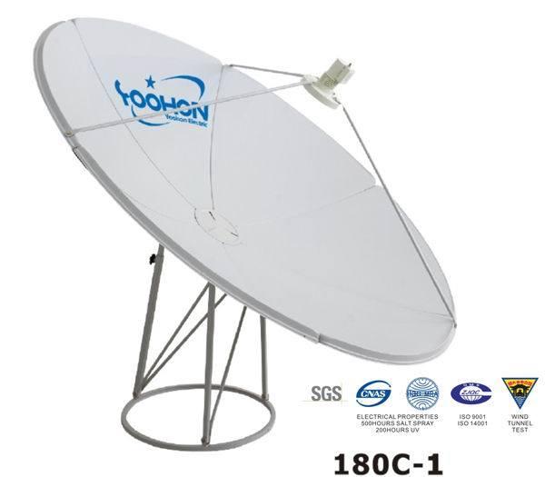 1.8m C Band Dish Antenna