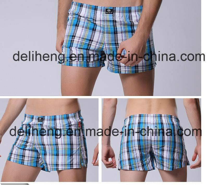 100% Polyester Yarn Dyed Men′s Beach Short Fabric