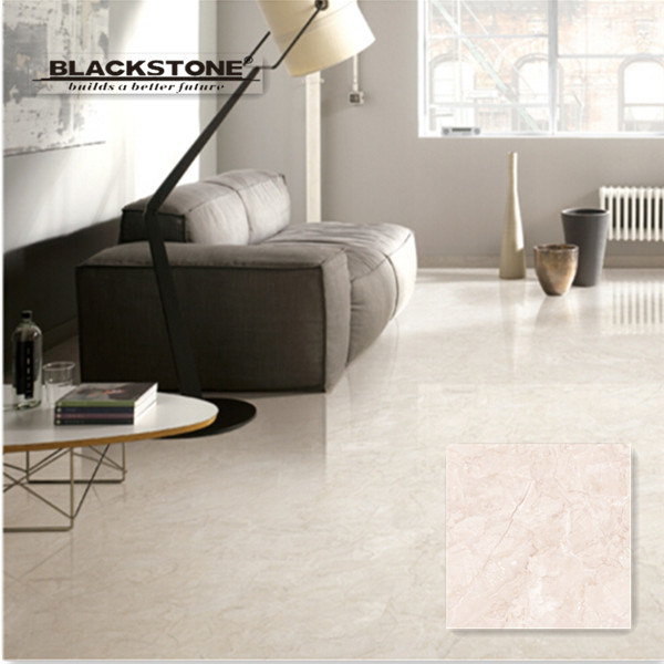 Light Color Inkjet Glazed Polished Building Material Floor Tile (11678)