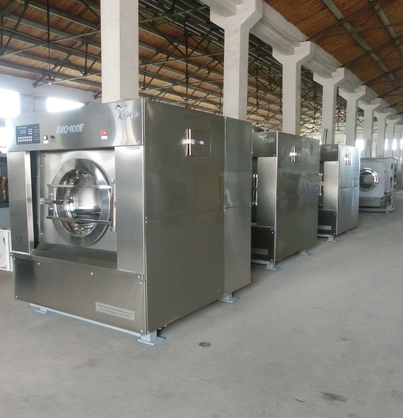 Clean Laundry Washer Extractor, Industrial Washing Machine