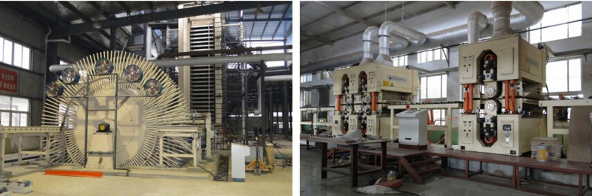 Medium Density Fireboard Production Machine