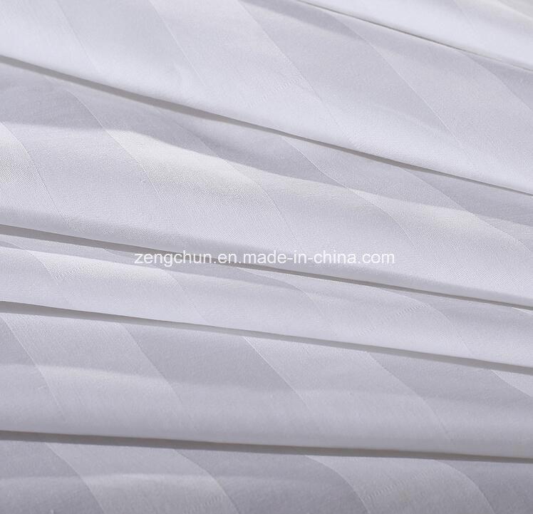 100% Cotton 3cm Stripe Bed Sheet Set