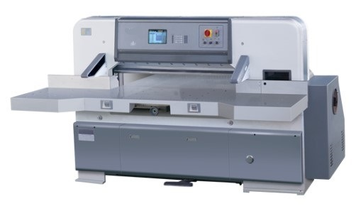 Hydraulic Program Paper Guillotine with 8 Inch Computer (HSQZK2000)
