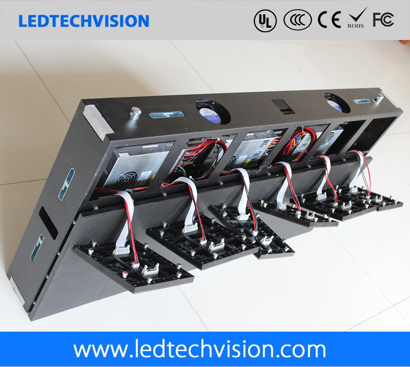 P3mm Indoor Wall Mounted Front Service LED Display (P3mm, P4mm, P5mm, P6mm)