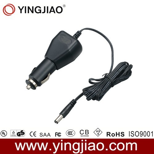 6W Car Charger with Variable Outputs