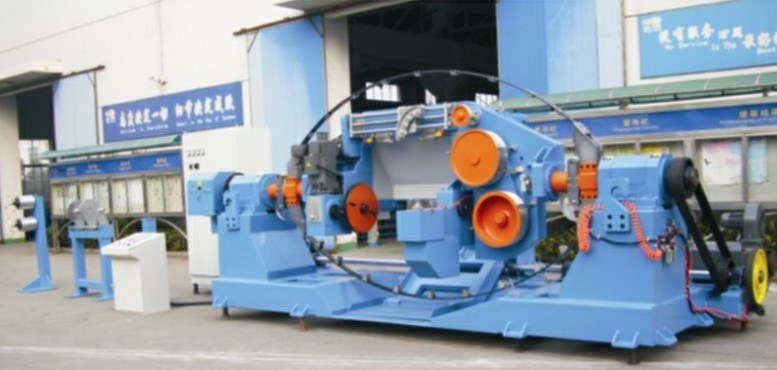 1600mm D Type Double Twisting Stranding Machine for Cable Ande Wire (FPLM)