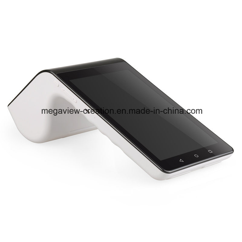Android POS Terminal with WiFi/Thermal POS Printer/Smart Card Reader