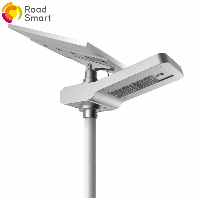 15W-60W Outdoor Integrated Solar LED Street Garden Lighting