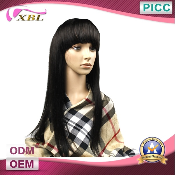 Xbl Full Lace Natural Human Hair Wig