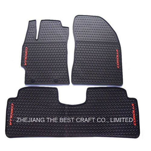 Rubber Floor Mat for Toyota Corolla (BT 1634) -Auto Parts
