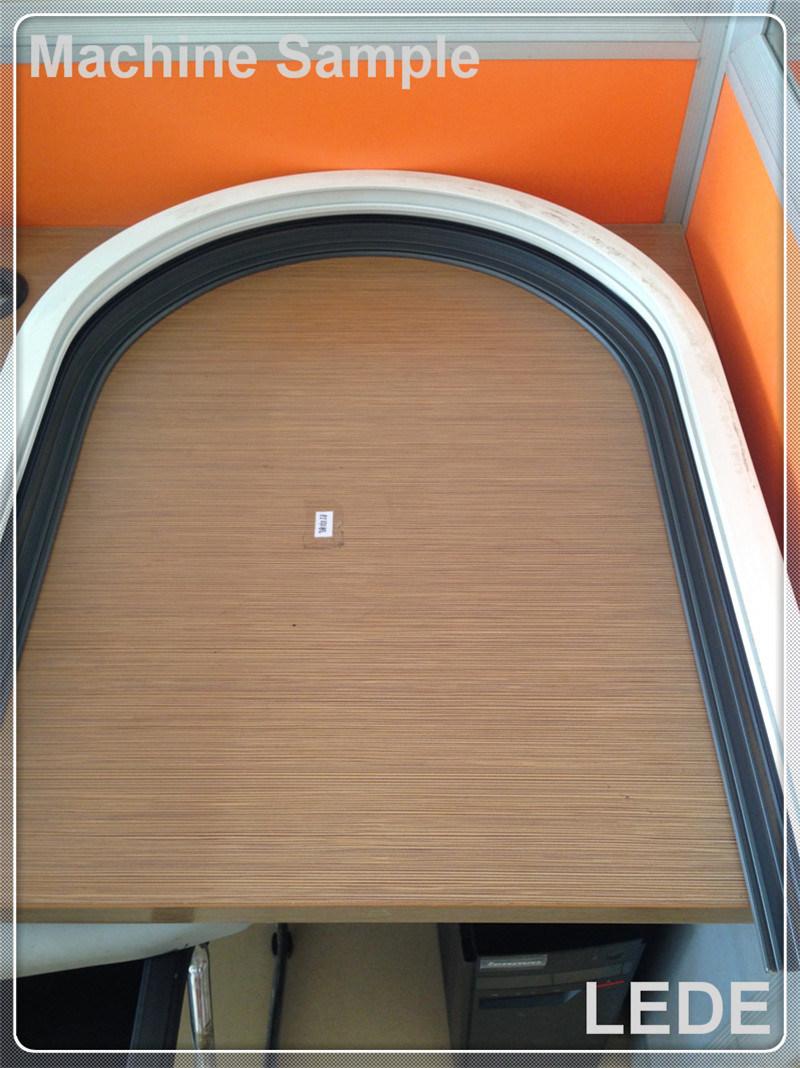 UPVC Window PVC Window Bending Machine Radian Within Diameter 650mm-1800mm