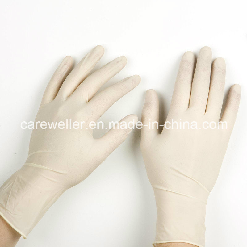 Disposable Latex Surgical Gloves Powdered