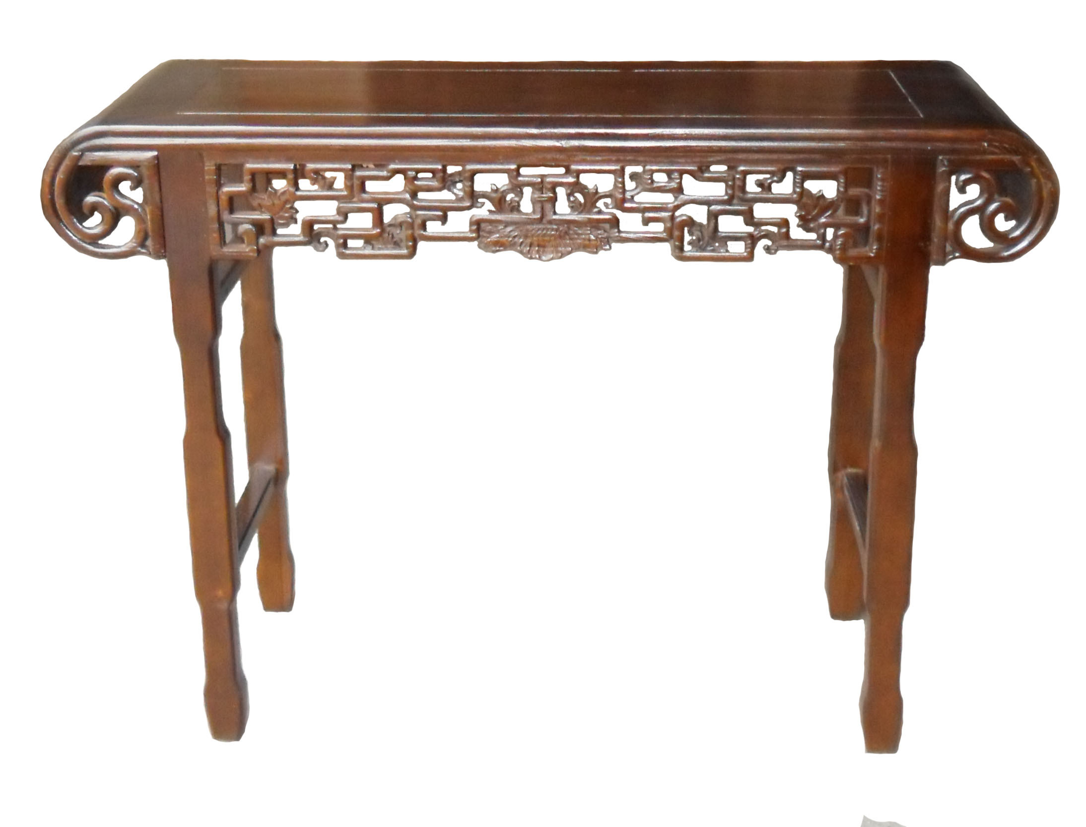 Antique Furniture Chinese Carved Table Lwd359