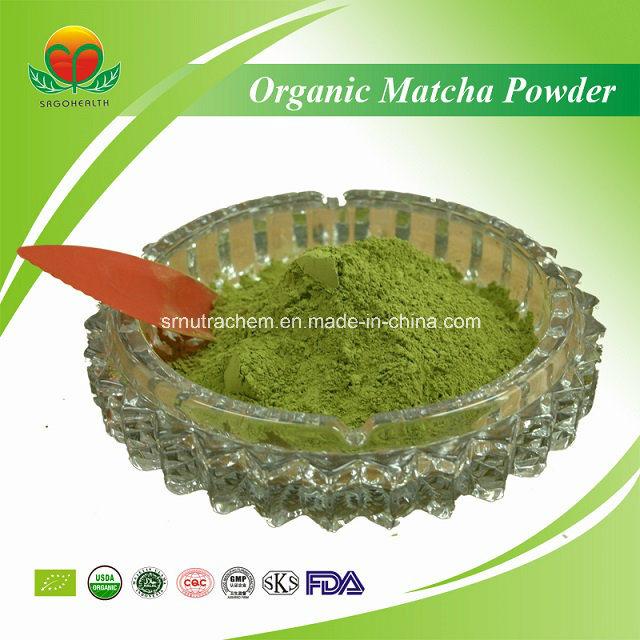 Manufacture Supplier Organic Matcha Powder