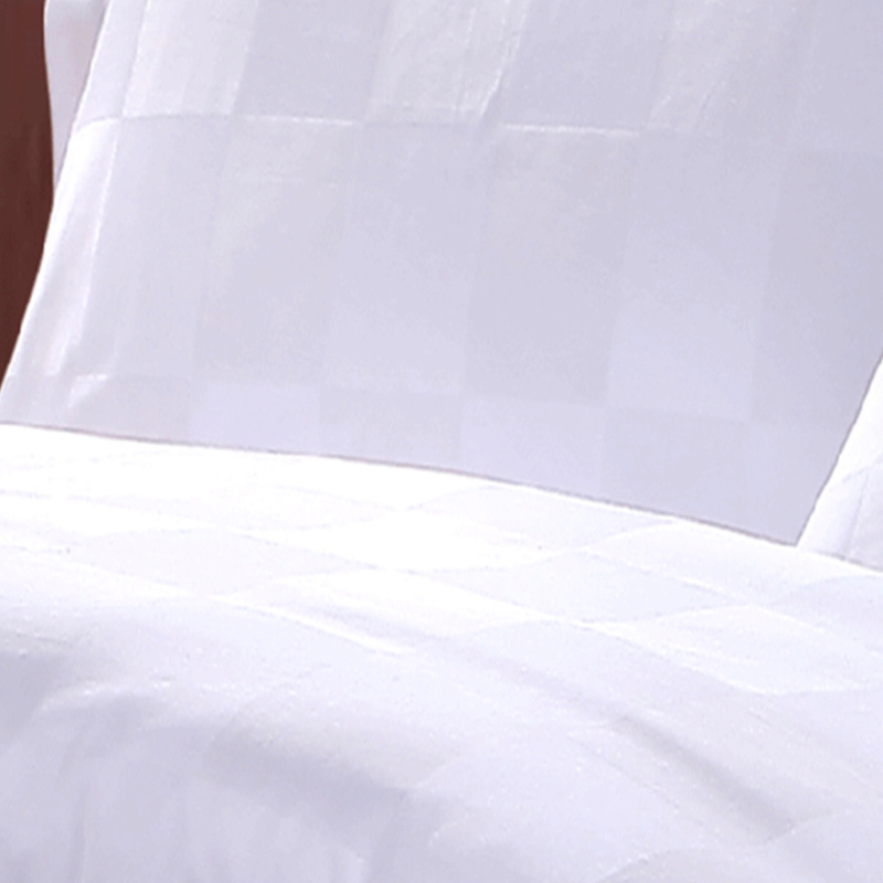100% Cotton Hotel Bedding Set (BE-003) Ome Manufacturer of Linen Products