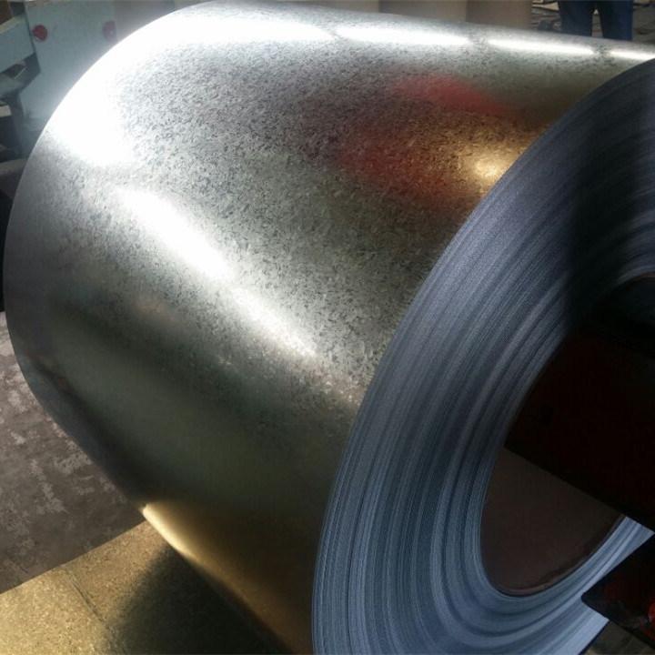 Dx51d+Z PPGI Building Material Galvanized Steel Coil in Full Hard