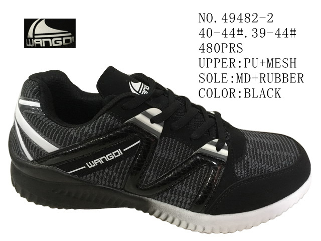 No. 49482 Three Color Men Sport Shoes Stock