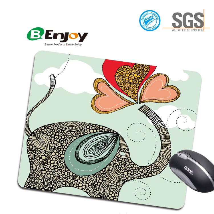 Personalized Unique Design Non-Slip Rubber Mousepad